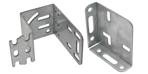 Block Door Brackets Pre-Installed Garage Door FlexiForce 2